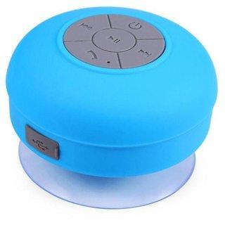 Rechargable Waterproof Shower Resistant Bluetooth Speaker With USB