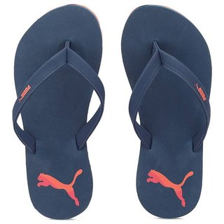 Puma Women Blue Ronni X2 Slippers