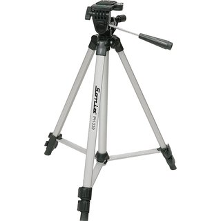 Sonia PH 330 Tripod With Bag For Digital SLR Video Cameras Load Capacity 3000 Grams
