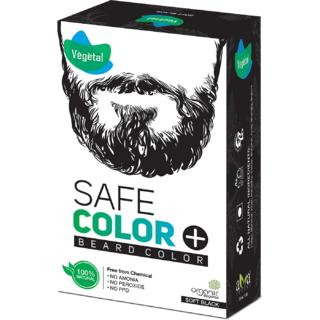 Vegetal Safe Colour Soft Black 25gm (Beard)