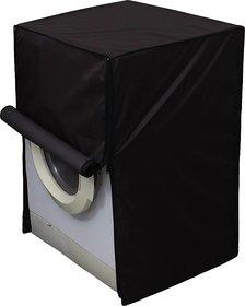 Top Loading Fullly  Automatic Washing Machine waterproof Cover (Dark Brown).