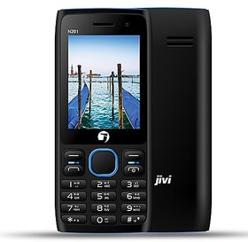 JIVI N201 FULL MULTIMEDIA DUAL SIM MOBILE PHONE WITH SE