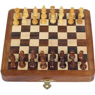 Desi Toys Magnetic Folding Chess set 7 Chumbak Satranj