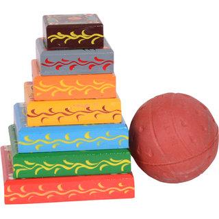 Desi Toys Seven Stone Lagori game