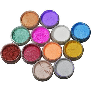 Adbeni Shimmer Eyeshadow Palette Pack of 12