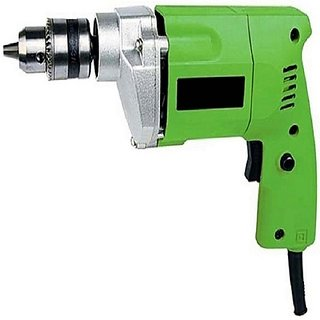 Shopper52 New 10 Mm Powerful Drill Machine With Semi Metal Body - DRLMCHN