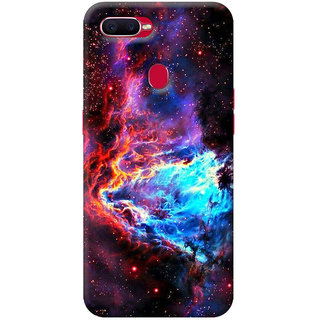 FurnishFantasy Mobile Back cover for Oppo F9 (Product ID - 1845)