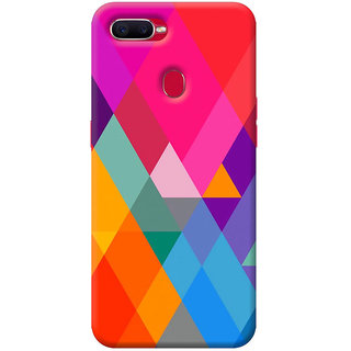 FurnishFantasy Mobile Back cover for Oppo F9 (Product ID - 0434)
