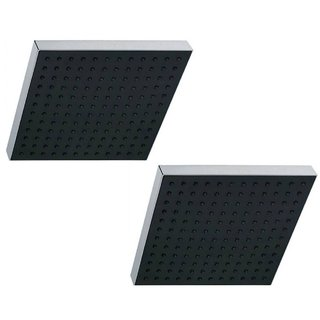 ANMEX 4x4 Square Rain Shower Head without Arm -Pack of 2