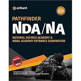 Pathfinder for NDA NA National Defence Academy Naval Academy Entrance  Examination Paperback 2018
