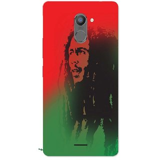 Back cover for Infinix hot 4 pro