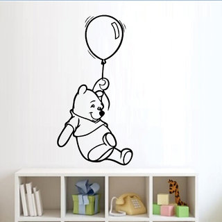 POOH FULL SET OF STICKERS X180