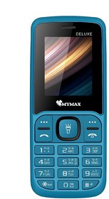 Mymax M43 Dual Sim  18 inc Feature phone   Open FM with Talking Keypad  1000mAh Battery