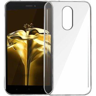 purchase cheap 88ba1 a82f8 Itel S41 Cover Soft Transparent Bk