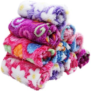 Concepts Face Towels Pack of 10 (Assorted)