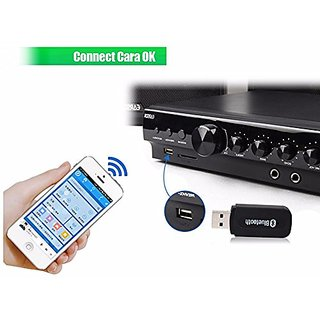 Cos Theta Stereo Adapter Audio Receiver 3.5Mm Music Wireless