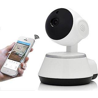 Shivrun Dual antenna WiFi IP Smart Camera Pan / Tilt / Zoom Technology 1080P 2MP P2P cctv camera system