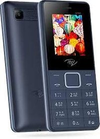iTel it5022 Dual Sim Super Battery Mobile Phone With Wireless FM  Call Recording Feature