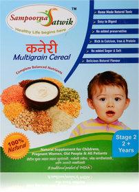 Sampoorna Satwik Multigrain Cereal Stage 2 - 200gm