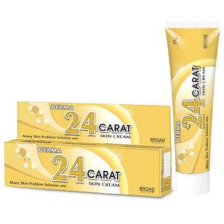 Derma 24 Carat Skin Cream Pack of 3
