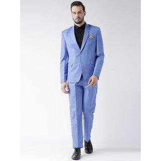 dae3be2c72a Buy Hangup Men s Blue Suits Online - Get 67% Off
