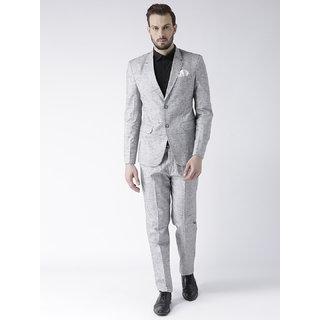 f7742bbd49e Buy Hangup Men s Grey Suits Online - Get 67% Off