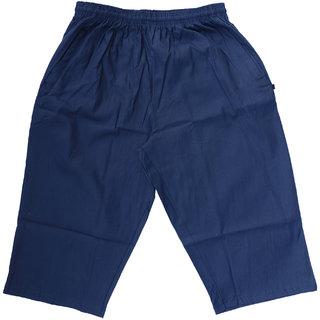 IndiWeaves Mens Regular Fit Cotton Casual Shorts Pants