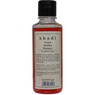 Khadi Herbal Satritha Shampoo - 210ml
