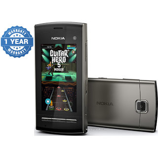 Refurbished Nokia 5250 Dark Grey Mobile