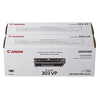 Canon Original 303 vp Dual Black Toner Cartridge