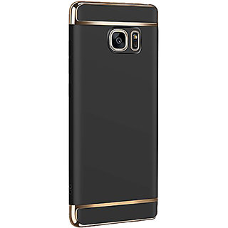 STUDOZ Back Cover for Samsung Galaxy C9 ProBlack