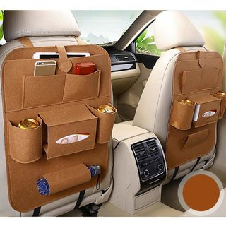 Car Back Seat Multi Pocket Organizer
