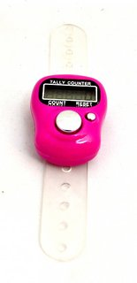 only4you Digital Counting Machine Puja Mantra Tasbeeh Counter Finger Watch