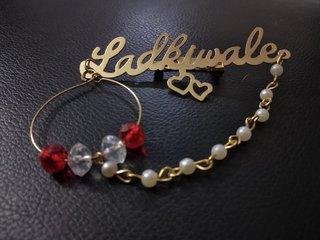 Ladkiwale Brooches for Wedding - ( Set of 100 pcs ) JainSaab