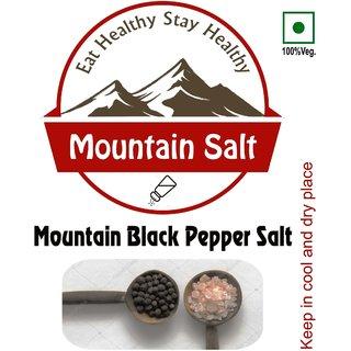 Mountain Black Pepper Salt