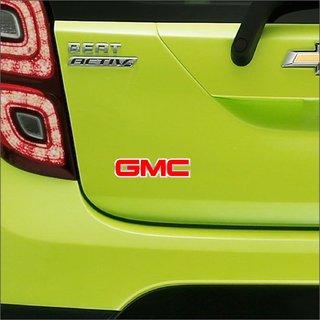 Buy Gmc 3d Sticker For Chevrolet Beat Chevrolet Car Accessories 3d