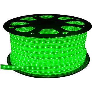 Ever Forever 20 Meter Rope Light / Waterproof LED Strips Green