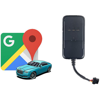 ITALIA GPS Tracker to Stop Vehicle by Mobile app for Car, Bike, Truck, Jeep, Activa, GPS Tracking Device