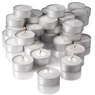 Kartik Floating Tealight Candles Smokeless 9Gm Diya Candle for Diwali Gift 150 Pieces
