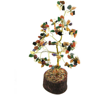 Haridwar Astro Divine Soul Multi Stone Tree