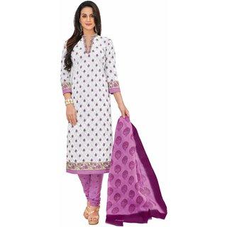Miraan Women's Cotton Unstitched Dress Material  ( SG1237 )