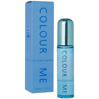 Colour Me Skyblue Eau De Toilette 50ml