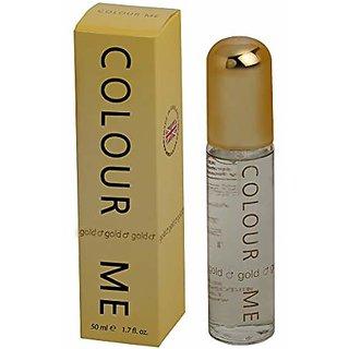 Colour Me Gold Eau De Toilette 50ml