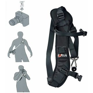Focus F1 Sling Shoulder Strap Quick Rapid Carry For Camera DSLR Canon Nikon Bags and Belts