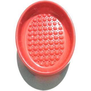 soap case plastoc (set of 2) color as per stock available