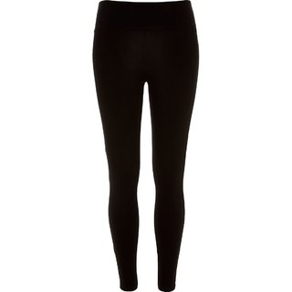 CH fashion Black Leggings combo pack of 2  for girl and women