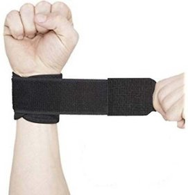 Wintex Branded High Quality Wrist Support Made From Finest Honey Comb Elastic Fabric and Velcro Closure (1 Pc Pack)