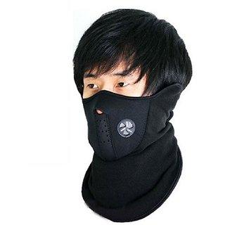 Battlestar General Standard Air Pollution Face Mask Black 1 Pc