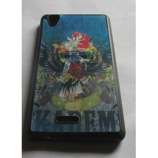 XOLO A1010 Soft Silicone 3D Mobile Back Cover Cases