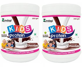 Zindagi Kids Protein Powder - Protein Powder For Kids -